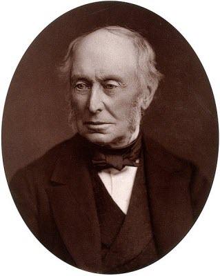 William Armstrong (1810 – 1900), nhà phát minh và tư bản công nghiệp Anh. Ảnh: Wikimedia.
