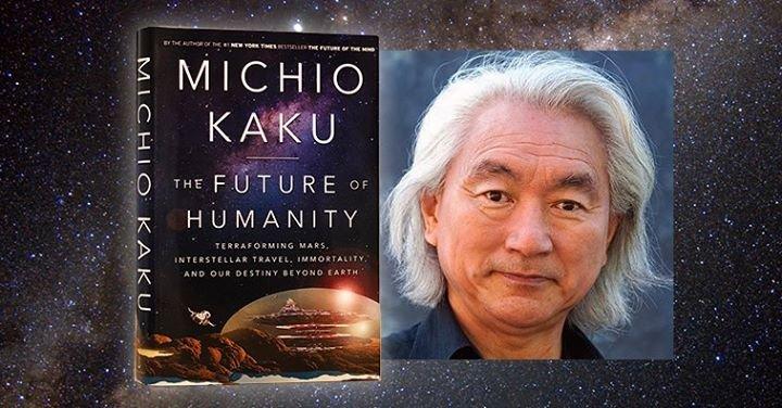 Michio Kaku không hẳn là nhân vật xuất sắc nhất, nhưng là một bậc thầy truyền thông hay giáo sĩ truyền đạo khoa học. Ảnh: Reddit.