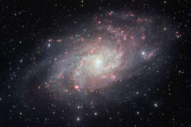 Các nhà thiên văn học vừa phát hiện vũ trự đang tiếp tục giãn nở.