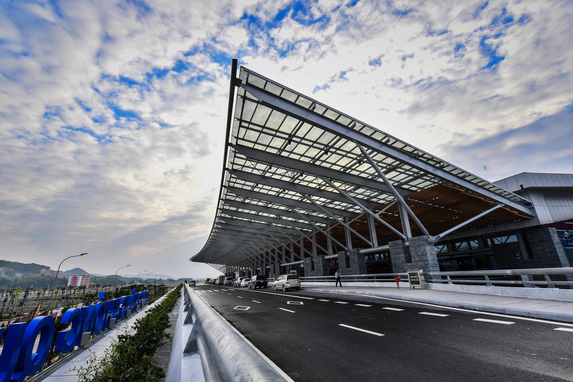 Cảng hàng không Vân Đồn là dự án sân bay đầu tiên với gần 100% vốn tư nhân