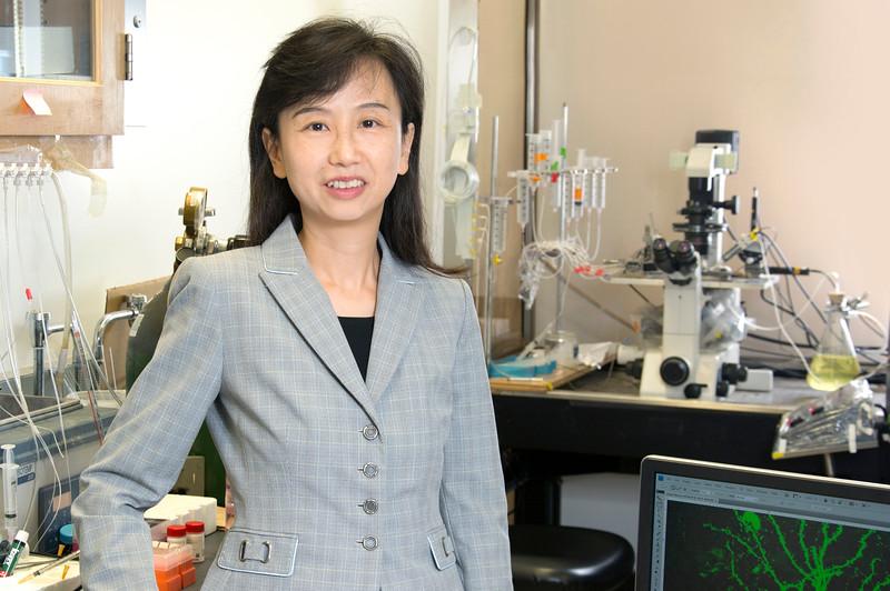 TS. Zhen Yan, Trường Y học và Khoa học y sinh Jacobs của  ĐH Buffalo, Mỹ.