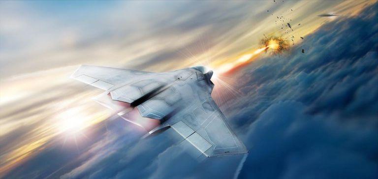 Mỹ đang đổ rất nhiều tiền của nhằm duy trì lợi thế tuyệt đối trong không chiến, vũ khí laser cũng chỉ là một dự án để hiện thực hóa mục tiêu này. Ảnh: Lockheed Martin.