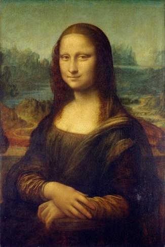 Mona Lisa là bức tranh nổi tiếng nhất thế giới của Leonardo. Ông bắt đầu vẽ nó năm 1503, và mang theo qua Pháp để tiếp tục hoàn thiện vào những năm cuối đời, tức kéo dài cả khoảng thời gian 16 năm.