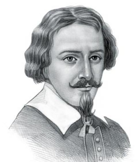 Zacharias Janssen, một trong những người đầu tiên chế tạo kính hiển vi. Ảnh: Wikimedia.