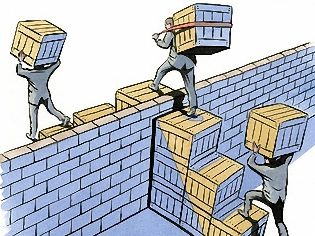 Trước hàng loạt các tiêu chuẩn phức tạp từ các rào cản kỹ thuật mới dựng lên, nhiều doanh nghiệp Việt Nam đã không đáp ứng nổi. Ảnh: nhipcaudautu.vn