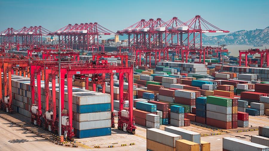 Mặc dù đang là quán quân thế giới về giá trị xuất khẩu, nhưng Trung Quốc vẫn bị xem là chưa có nền kinh tế thị trường thực thụ. Ảnh: SCMP.