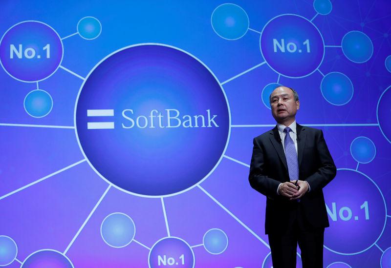 Softbank của Masayoshi Son đang quản lý quỹ đầu tư Vision Fund trị giá hơn 90 tỷ USD, đổ tiền vào hơn 80 công ty công nghệ trên toàn cầu. Ảnh: Tokyokeizai.