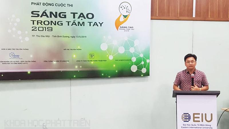 Ông Phạm Xuân Đà - Cục trưởng Cục Công tác phía Nam