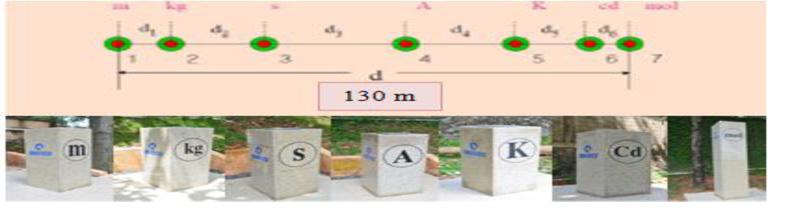 Hình 2: Đường chuẩn (hệ trụ chuẩn)