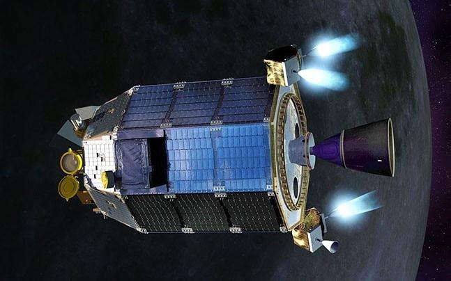 Tàu vũ trụ Chandrayaan-2. Ảnh: India Today