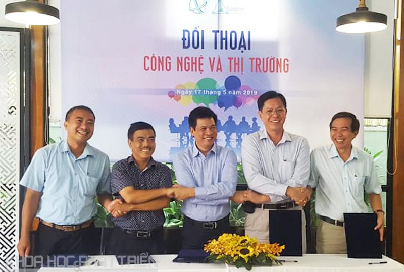 SIHUB ký kết hợp tác với các trường đại học