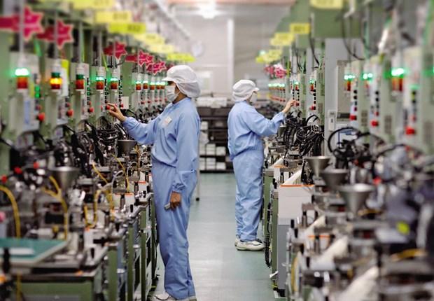 Một dây chuyền sản xuất tại Nhật Bản. (Nguồn: asia.nikkei.com)