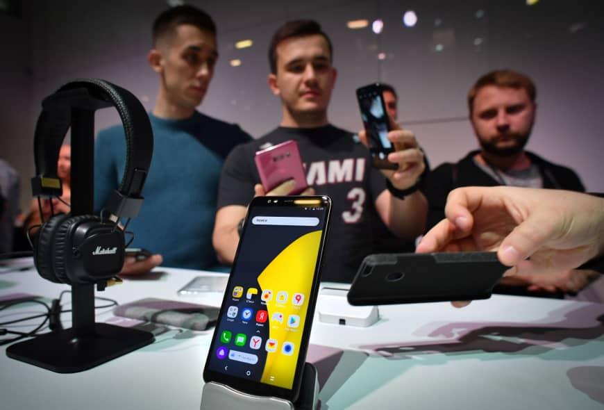 Yandex phát triển các hệ điều hành xe tự lái và các sản phẩm điện thoại di động.