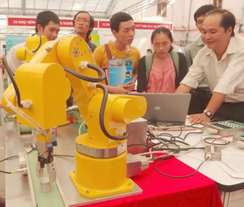 DN CNC mong muốn sản phẩm của mình được ứng dụng rộng rãi trong nước