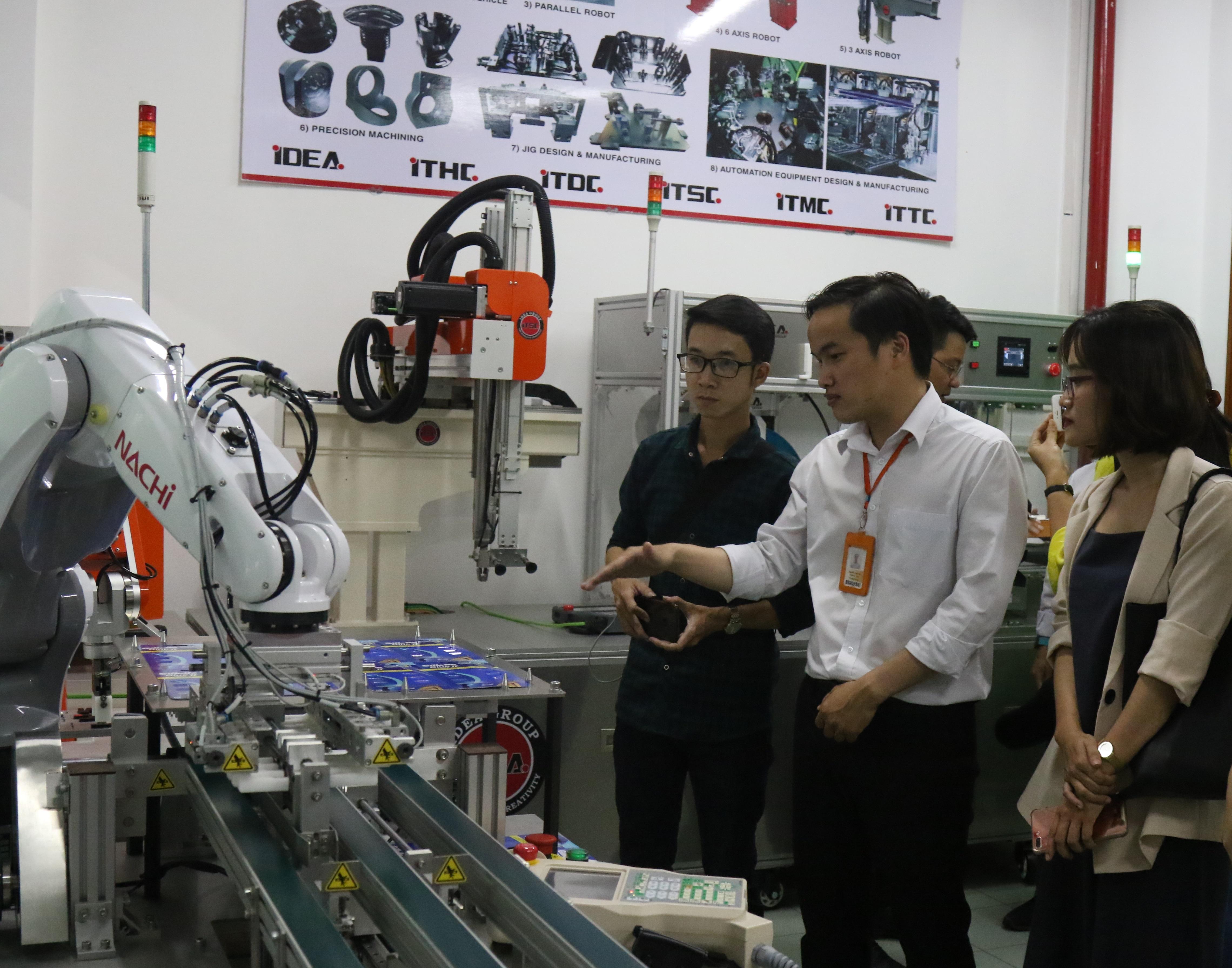 Trải nghiệm thực tế tại các trung tâm hỗ trợ khởi nghệp ở TP Hồ Chí Minh | Ảnh: BTC