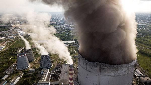 Khói bụi từ các nhà máy luyện kim và nhiệt điện chạy than sẽ sạch và thân thiện hơn với môi trường - Ảnh: RIAnovosti