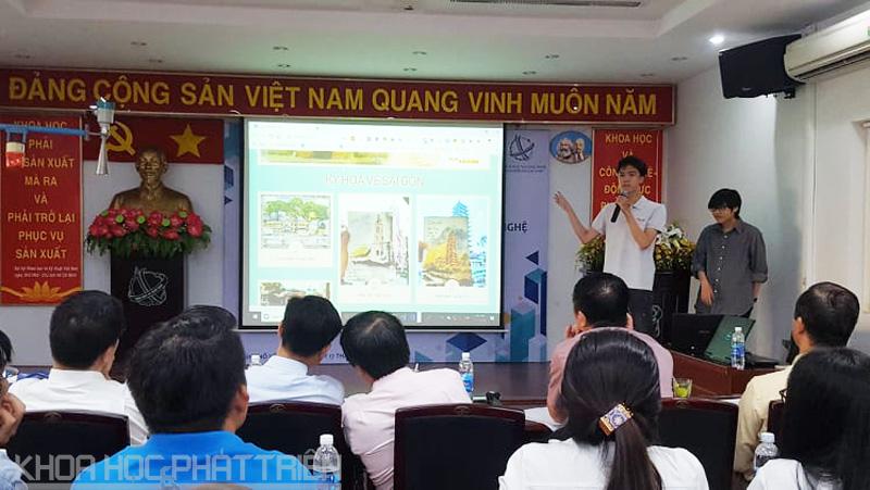 Lưu giữ Sài Gòn được xem như là một kho tư liệu sống về Sài Gòn xưa và nay