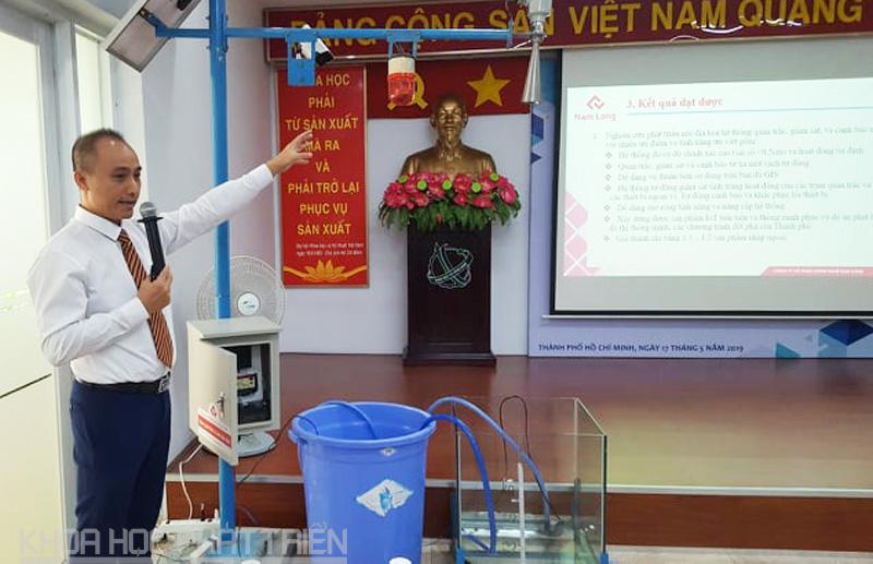 Sản phẩm dự thi của Nam Long có giá thành bằng 1/3 - 1/2 so với nhập ngoại