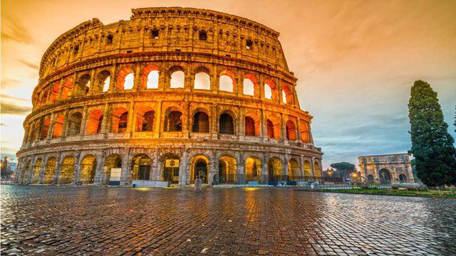 Người La Mã đã có những tác động tiêu cực đến khí hậu toàn cầu từ hang ngàn năm trước.
