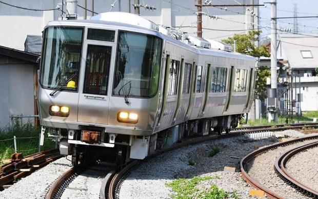 Xe lửa của Nhật chạy bằng pin nhiên liệu. (Nguồn: nikkei)