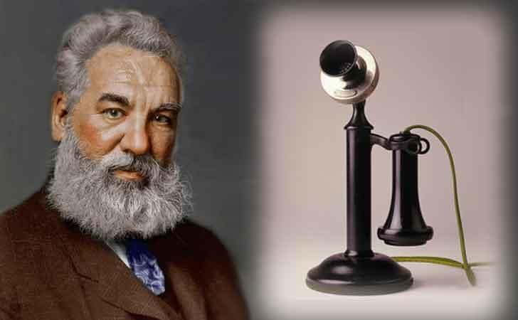 Alexander Graham Bell. Ảnh: Wikimedia