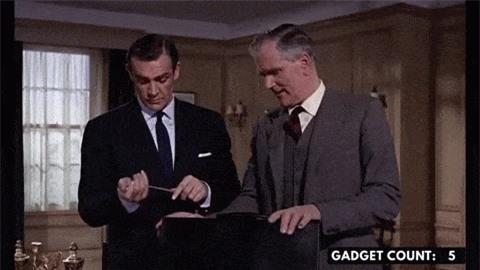 5 món hàng hiếm của điệp viên James Bond mà ai cũng muốn sở hữu - Ảnh 4.