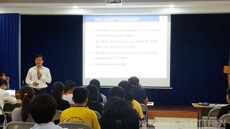 PGS.TS. Hồ Quốc Bằng - Đại học Quốc gia TPHCM