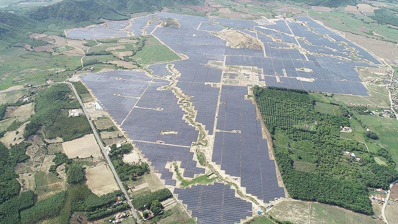 Nhà máy điện mặt trời Hoà Hội, Phú Yên