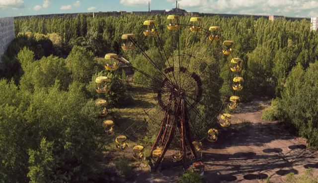 Thảm thực vật ở khu vực loại trừ Chernobyl khiến các nhà khoa học ngạc nhiên.