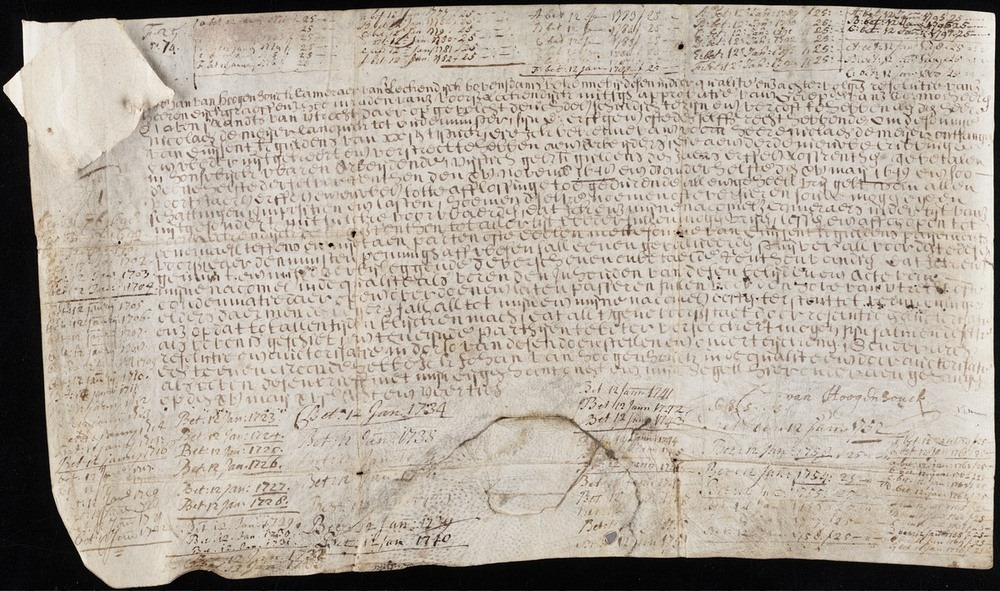 Trái phiếu phát hành từ 370 năm trước vẫn đang trả lãi.