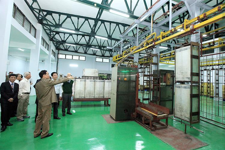 Những kinh nghiệm phát triển công nghệ chiếu xạ trong 20 năm đã được Việt Nam truyền thụ cho Cuba.