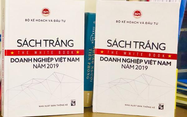 Ấn bản đầu tiên của Sách trắng về doanh nghiệp Việt Nam