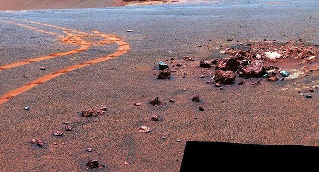 Sự tồn tại của khí mêtan trên sao Hoả đã được các nhà khoa học khám phá.