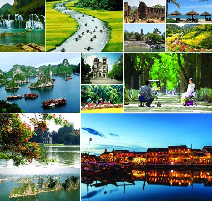 Du lịch là ngành quan trọng đối với tăng trưởng của Việt Nam