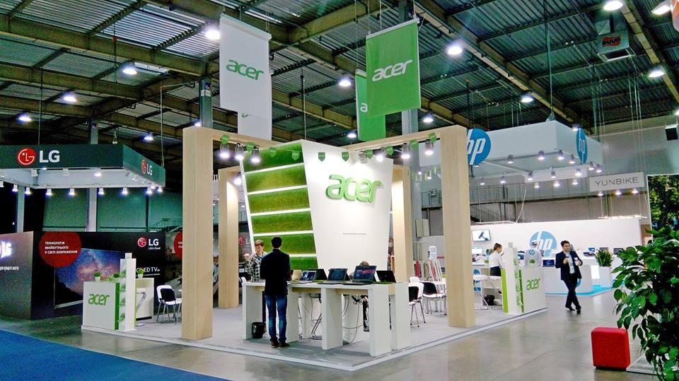 Acer là một trong số những công ty nhận chuyển giao công nghệ sản xuất máy tính từ ITRI.