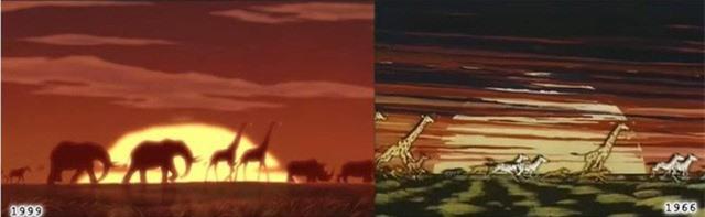 """Lion King – Vị vua """"giả mạo"""" của Disney: Tên nhân vật, cốt truyện, tạo hình… đều """"xài chùa"""" từ bộ Anime Nhật 30 năm trước? - Ảnh 10."""