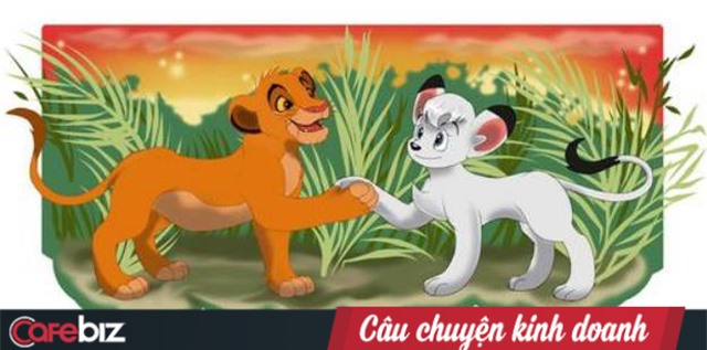 """Lion King – Vị vua """"giả mạo"""" của Disney: Tên nhân vật, cốt truyện, tạo hình… đều """"xài chùa"""" từ bộ Anime Nhật 30 năm trước? - Ảnh 11."""