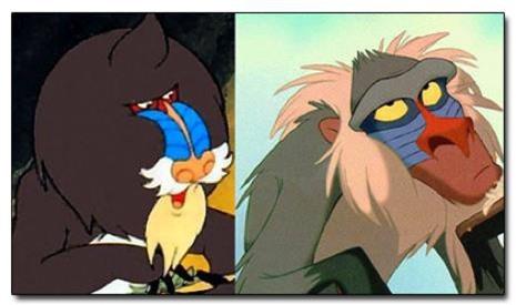 """Lion King – Vị vua """"giả mạo"""" của Disney: Tên nhân vật, cốt truyện, tạo hình… đều """"xài chùa"""" từ bộ Anime Nhật 30 năm trước? - Ảnh 8."""