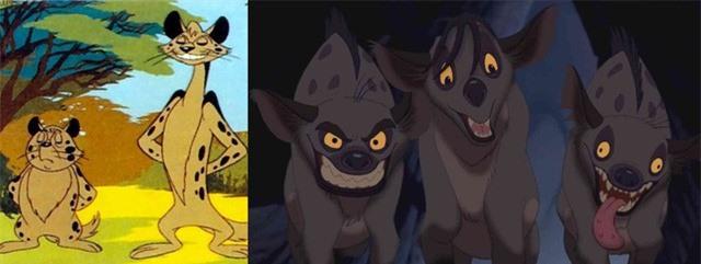"""Lion King – Vị vua """"giả mạo"""" của Disney: Tên nhân vật, cốt truyện, tạo hình… đều """"xài chùa"""" từ bộ Anime Nhật 30 năm trước? - Ảnh 9."""