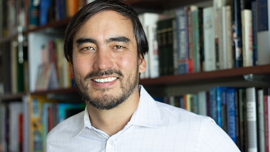Tim Wu - giáo sư luật người Columbia