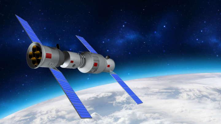 Trạm Thiên Cung 2. Ảnh: Space