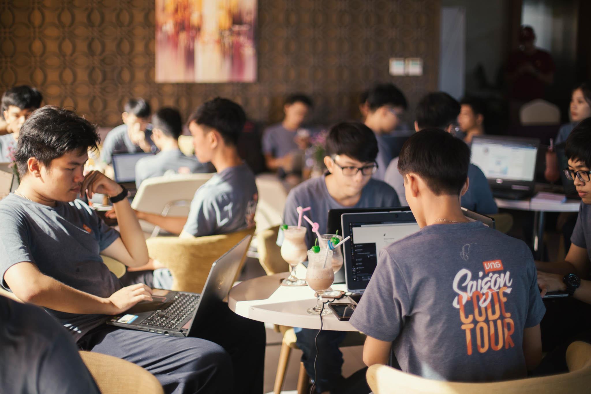 Chương trình Saigon Code Tour (SCT)