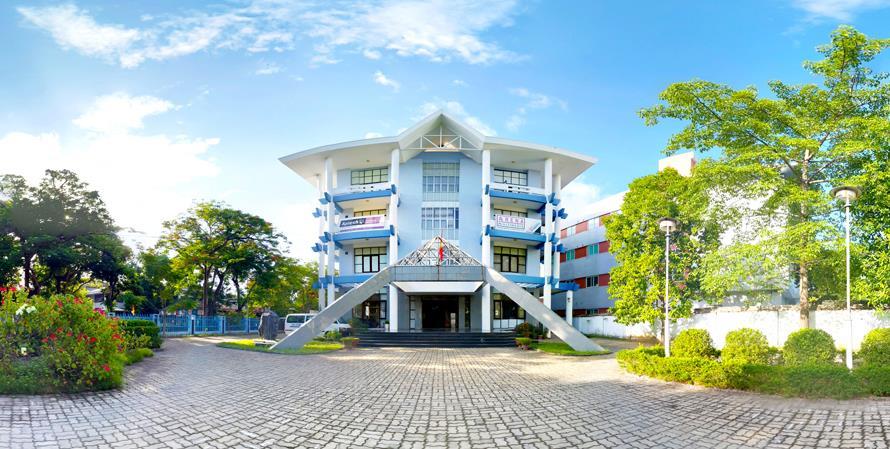Tòa nhà Trung tâm Công nghệ thông tin tỉnh Thừa Thiên - Huế   Ảnh: HueCIT