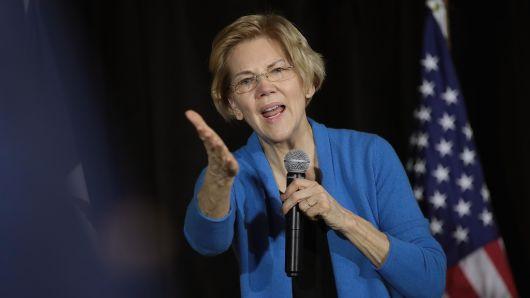 Thượng nghị sỹ Elizabeth Warren