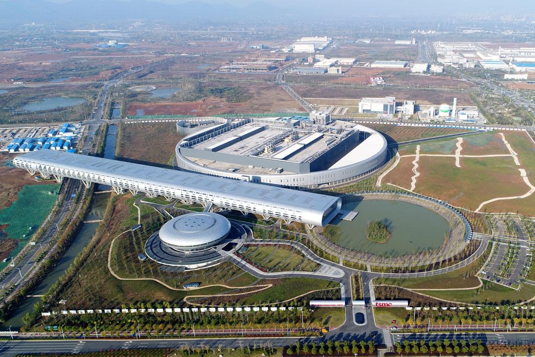 Nhà máy của TSMC