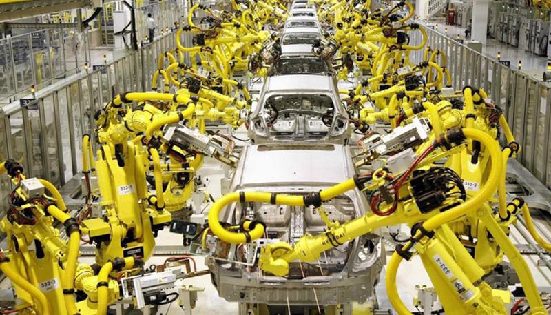 công nghiệp 4.0 vẫn len lỏi vào nền kinh tế, buộc các doanh nghiệp phải theo