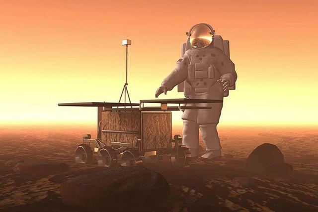 Các nhà khoa học lo ngại những tác động xấu khi các phi hành gia thực hiện chuyến đi đến sao Hoả.