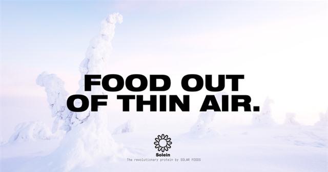 Không còn là viễn tưởng, một công ty Phần Lan đã hiện thực hóa ý tưởng sản xuất thức ăn từ không khí - Ảnh 1.