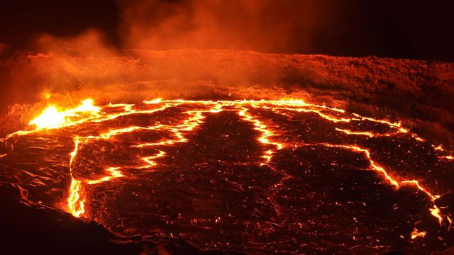 Các nhà khoa học vừa tìm ra rất nhiều núi lửa cổ đại ở Úc.