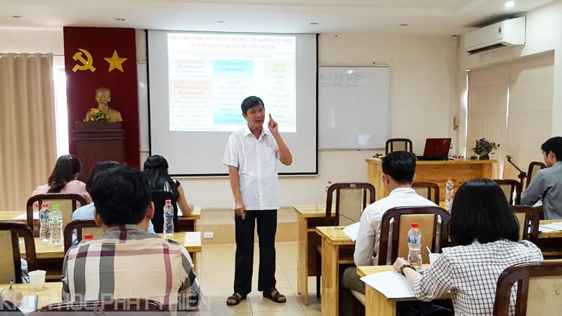 Học viên được cung cấp nhiều kiến thức về quản trị TSTT